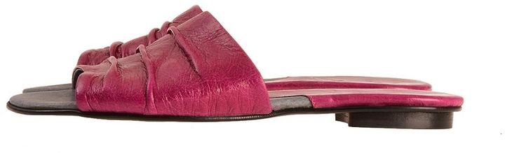 Bottega Bash Elephant Pink Flip-Flops