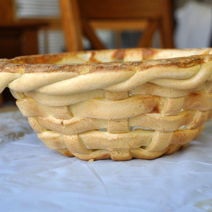 Fare un Cestino di Pasta di Pane