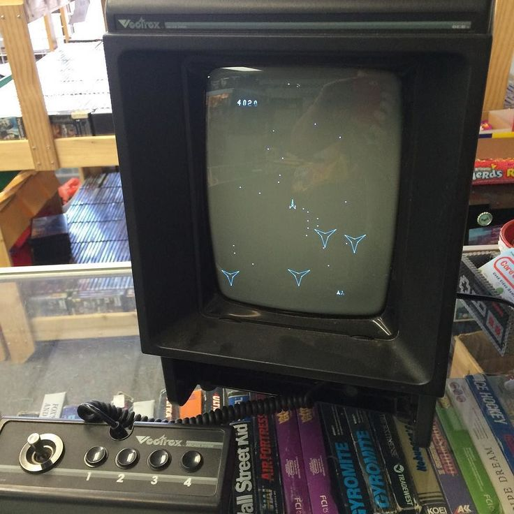 Shared by coregaming #vectrex #microhobbit (o) http://ift.tt/24UQuyP got another  this ones for sale though!!