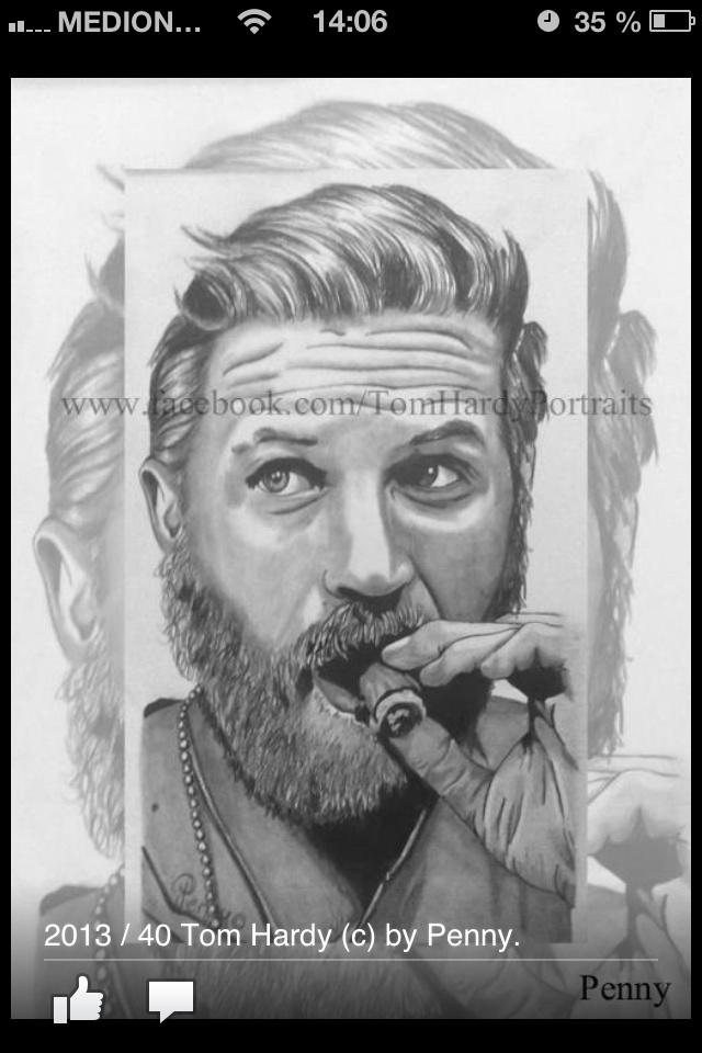 #tomhardy #hardy #tom #lawless #bane #tdkr #thedarkknightrises #rise #forrest #eames #inception #stuart #tommy #warrior #drawing #portrait #tattoo #england #celebrity #deserter #nemisis #batman #hardygirls #lips #sexy #handsomebob #bronson #tribal #workout #hot (c) by Penny www.facebook.com/TomHardyPortraits