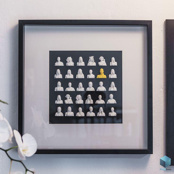 Our brand new art-work. #3Dprint #RepRap #PLA #Photo