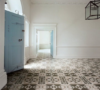 New For 2013 From Italian Manufactuer @Ceramiche Refin S.p.A., In Collaboration With DesignTaleStudio Comes FRAME.  Carpet FRAME Porcelain Floor Tiles 60x60cm