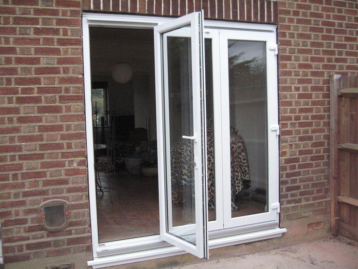 best 25 folding patio doors ideas on pinterest bifold. Black Bedroom Furniture Sets. Home Design Ideas