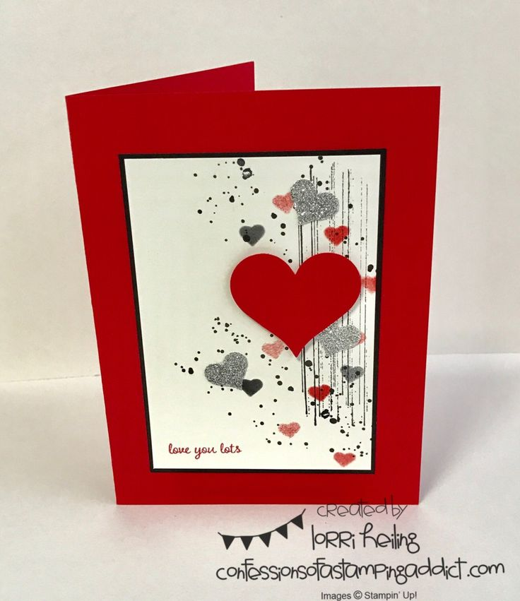 17 best images about valentine 39 s day cards ideas on for Valentine day card ideas