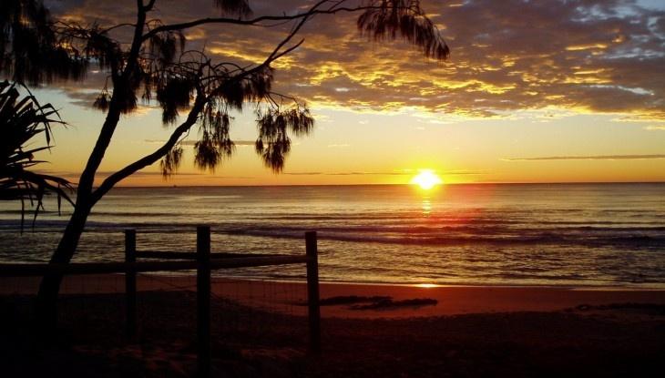 sunrise - Sunshine Coast, Australia