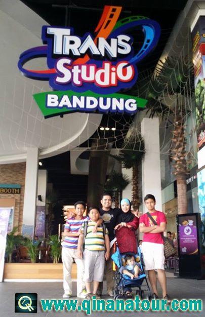 Paket wisata dan tiket murah ke Trans Studio Bandung di Bandung, Jawa Barat
