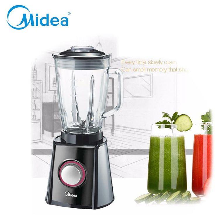 Midea fashion food processor blender mixer electric kitchen blenders commercial milkshake machine kitchen appliances EU plug