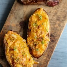 Twice Baked Potatoes in your air fryer? It works!