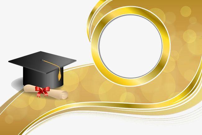 دعوة تخرج الخلفية, التخرج, التعليم, خريجPNG صورة