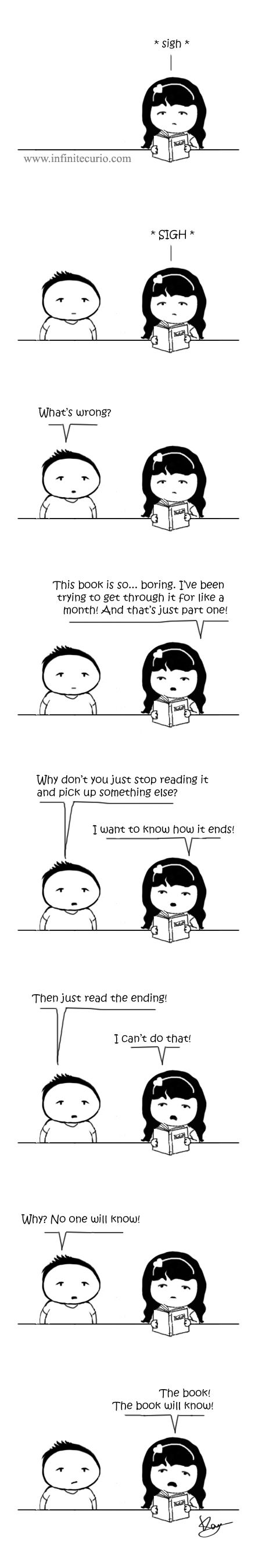 Me with the first Hunger Games book not gonna lie
