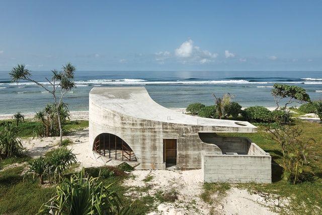 La Plage du Pacifique | ArchitectureAU