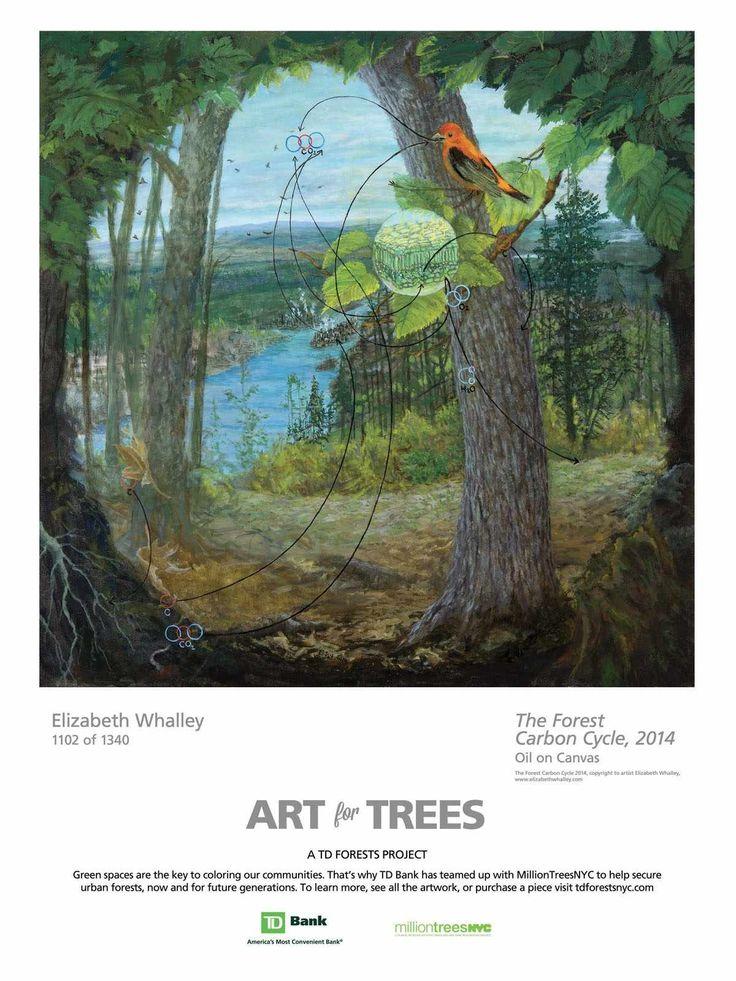 TDBank: Art for Trees - Elizabeth Whalley
