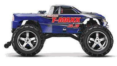 Traxxas T-Maxx 3.3 1/10 4WD RTR Nitro RC Monster Truck