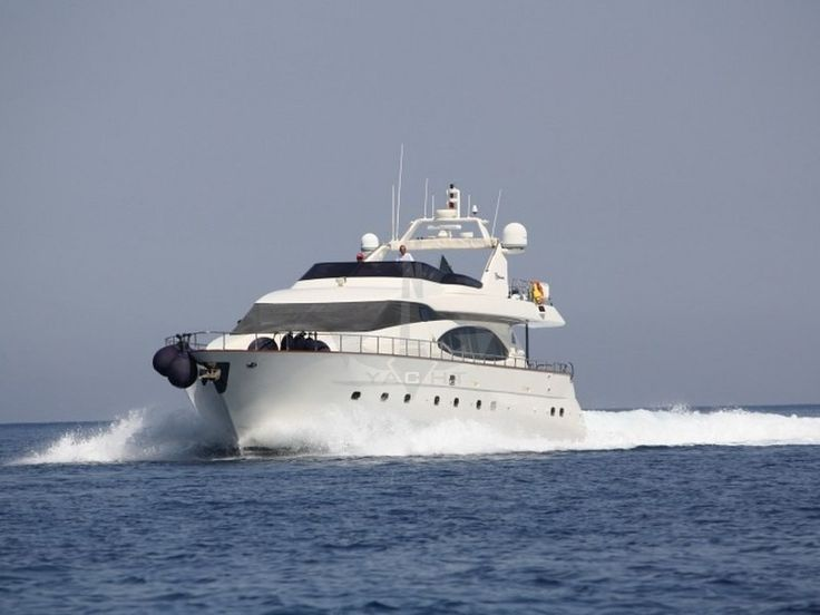 STELLA OF THE NORTH | CNL Yacht