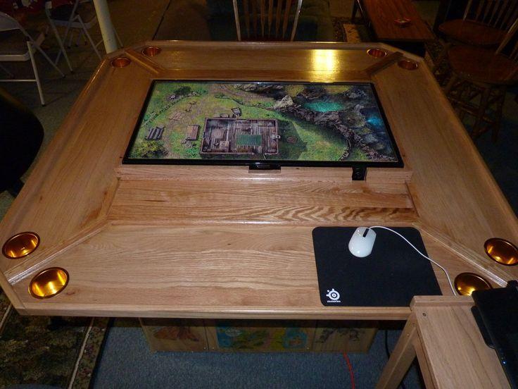 DIY RPG Digital Gaming Table   Perfect For Talisman Digital Board Game