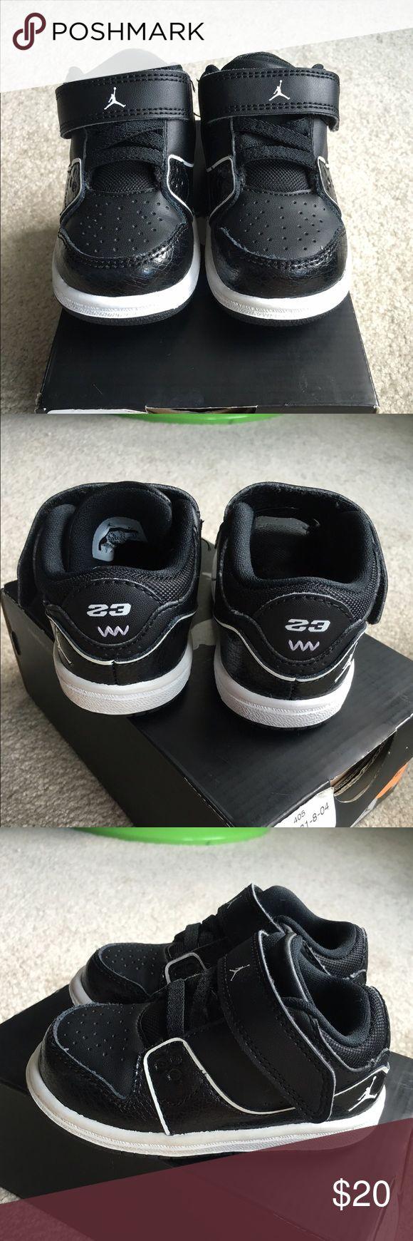 eb213d364574ac ... nike jordan 1 flight 2 low bt baby boy sneaker ...