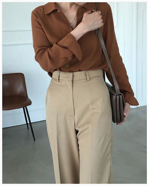 The Top Fall Trends in 19 Cool Outfit Ideas #minimal