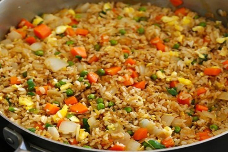 Cuisiner le meilleur riz frit de la planète