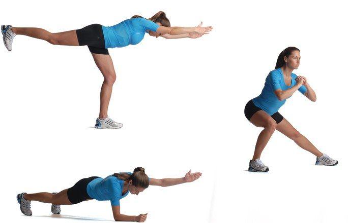 Core-Training zur Stärkung der tiefliegenden Muskulatur