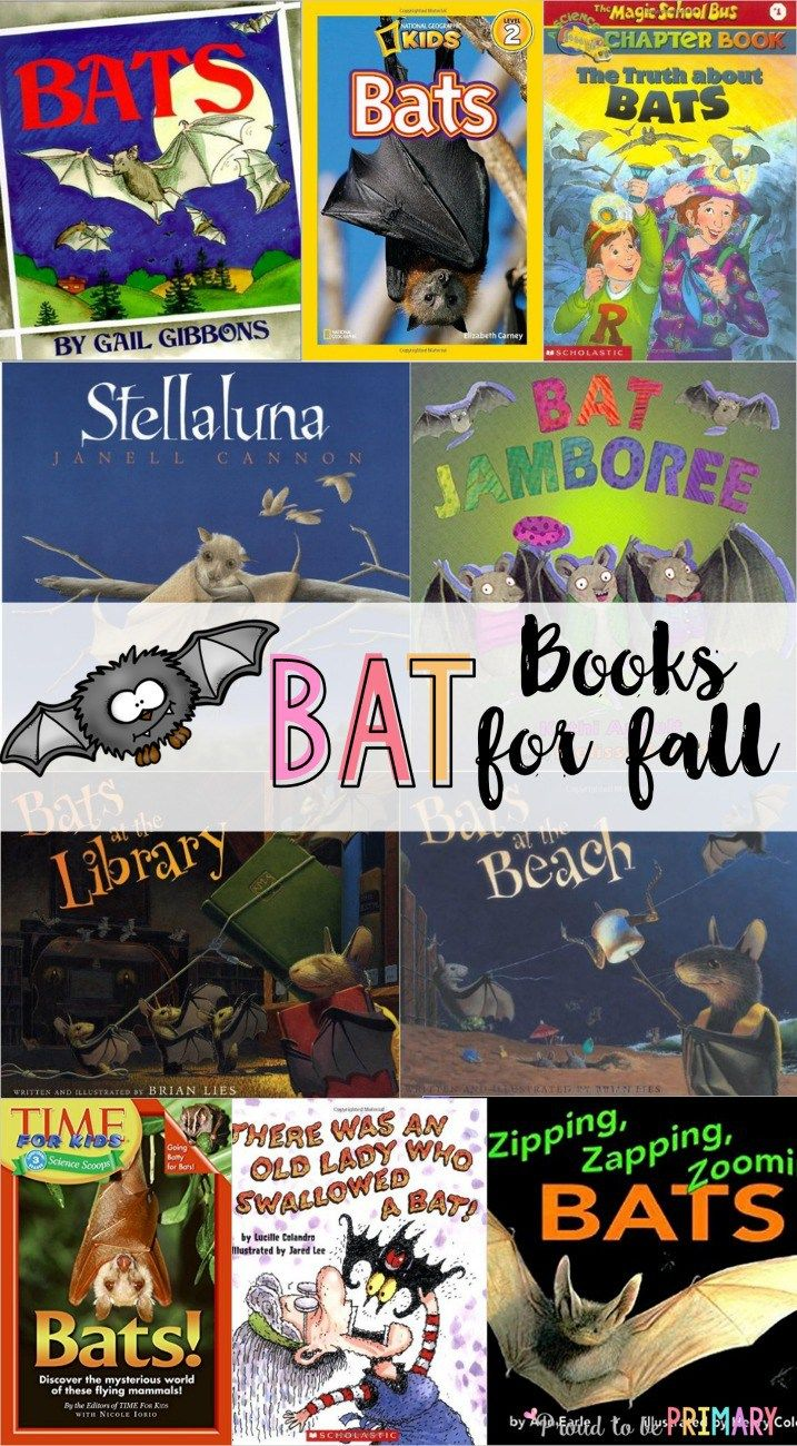 Lists for teachers of favorite children's books for fall. Includes fiction and…