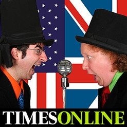 John Oliver and Andy Zaltzman