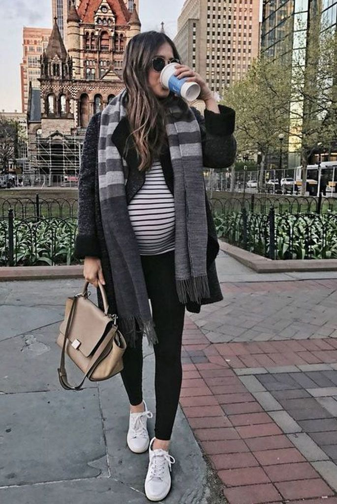 29 looks of pregnant women: how to dress well during pregnancy   – Looks e Tendências ♡