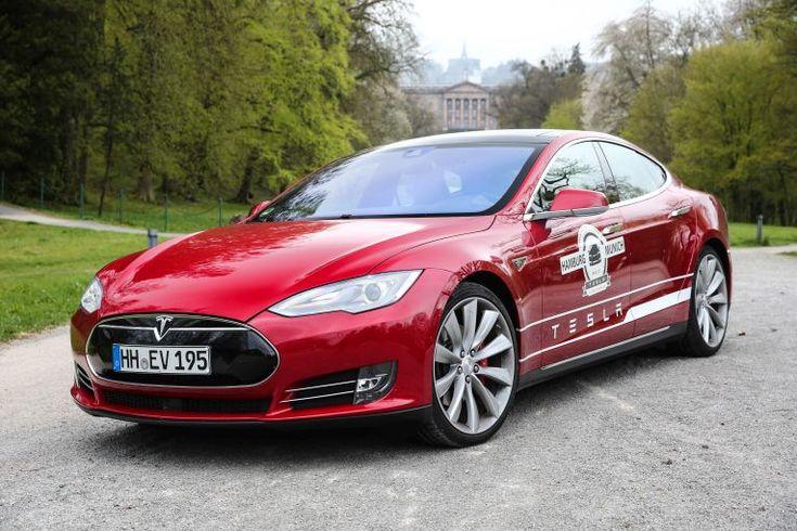 #Tesla #Supercharger Rallye mit #ModelS #P85D gab Einblicke #Elektroauto