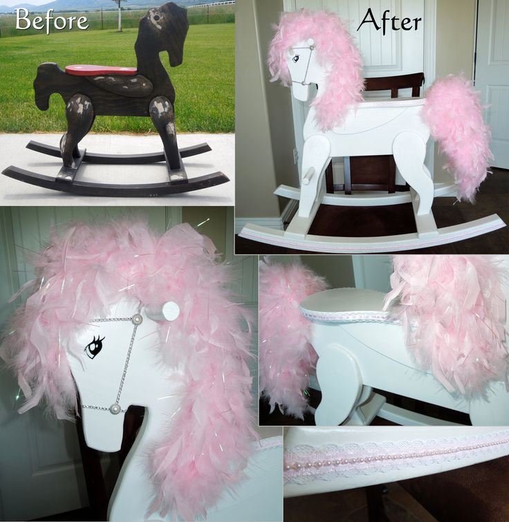 17 Best Ideas About Wood Rocking Horse On Pinterest