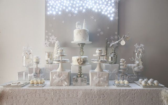 Little Big Company | The Blog: Winter Wonderland Party by Cupcake