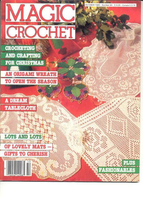 Magic Crochet Nº 44 - Edivana - Picasa-Webalben