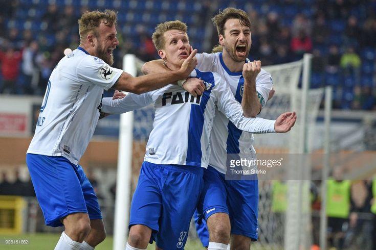 DEU: SC Paderborn 07 v 1. FC Magdeburg - 3. Liga
