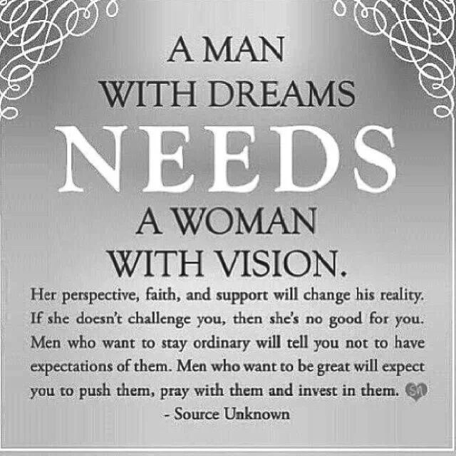 How To Be A Woman That A Man Needs