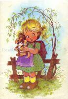 Füzesi Zsuzsa képeslapok - Lorenin's Collection