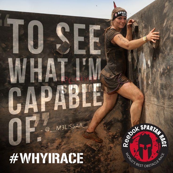 Spartan Race #WhyIRace