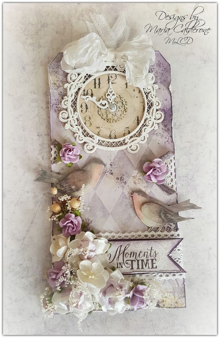 Frilly and Funkie: Guest Designer - Maria Calderone