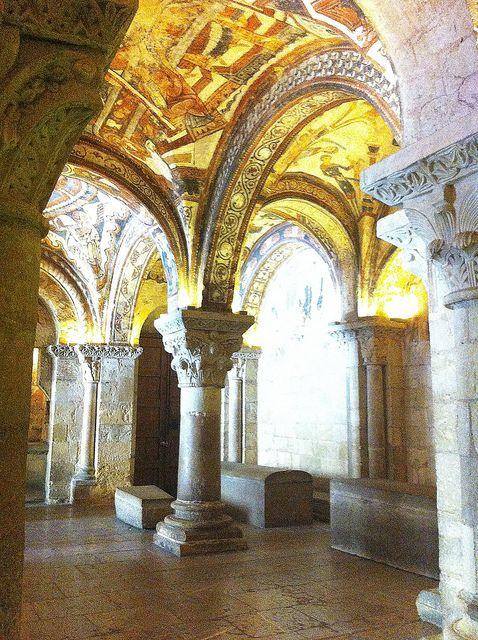 Real Basílica de San Isidoro. León Spain