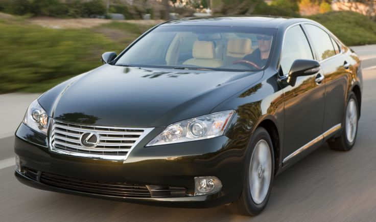 Why a Used #Lexus ES 350 is the Perfect Car for Your 20s