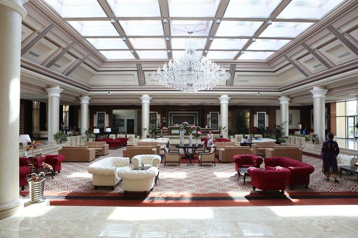 Rixos Sharm El Sheikh Hotel #lobby #summer #egypt