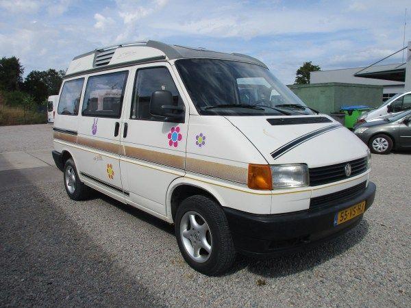 Cc Outtake 1991 Volkswagen T4 Dehler Maxivan Camper Minivan Curbside Classic In 2020 Volkswagen Mini Van Camper