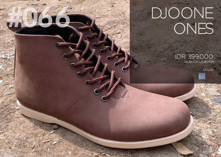 Men's Boots, 066 DJOONE Ones. Download: http://lookbook.djoone.com