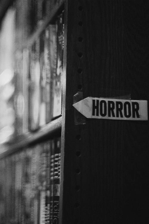 Horror this way