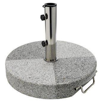 Parasollfot NARVIK 40kg granitt | JYSK