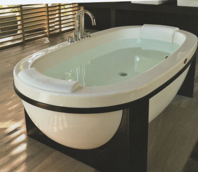 17 best ideas about double bathtub on pinterest amazing for Oversized baths