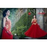 new-stylish-classic-red-hot-gown