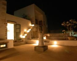 Paros Investment Properties for Sale.A Unique property at Kastro of Paros. Real estat Seafront properties for sale