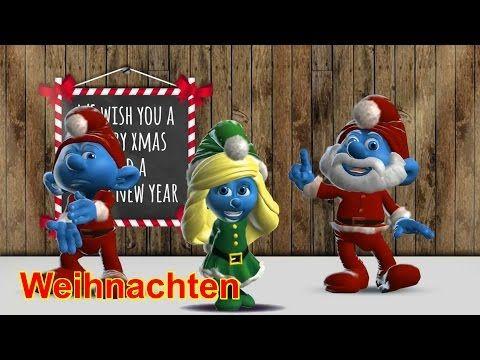 Ber ideen zu schlumpf videos auf pinterest freund samstag bilder und guten morgen bilder - Schlumpf weihnachten ...