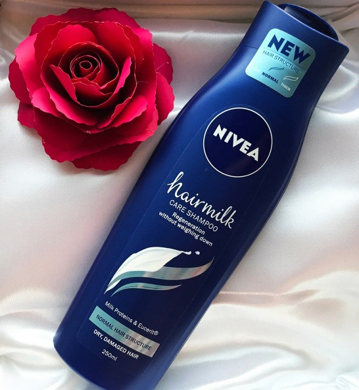 Sampon Nivea HairMilk