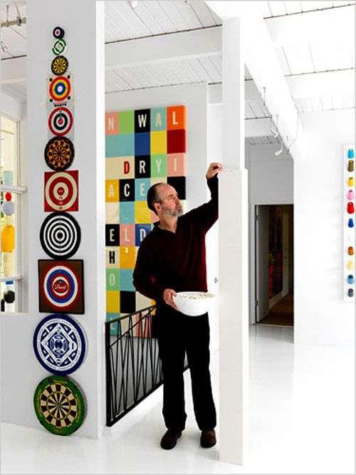 Poppytalk: Douglas Coupland's Second Home