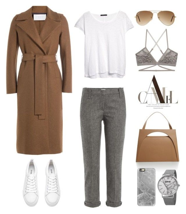 Unbenannt #750 by fashionlandscape on Polyvore featuring Mode, MANGO, Harris Wharf London, Brunello Cucinelli, H&M, J.W. Anderson, Casetify, Ray-Ban and August Steiner