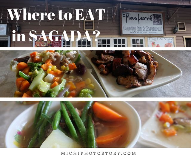 Where to Eat in Sagada  Travel Guide | Food Trip | Sagada | Philippines